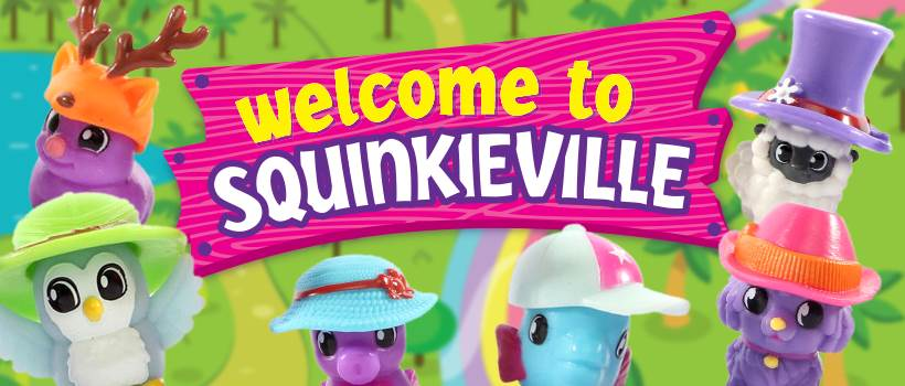 Welcome To SquinkieVille