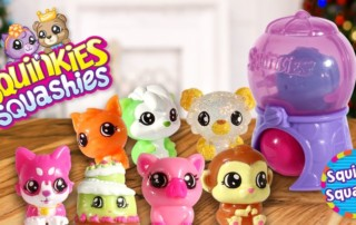 Best New Kids Toys - Squinkies Squashies