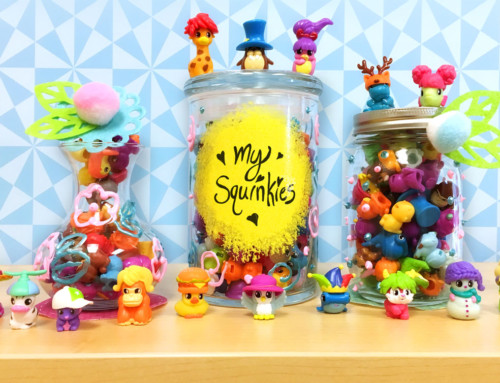 Genius Storage Ideas for Your Squinkies!